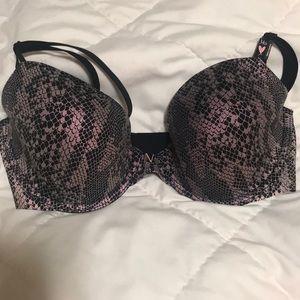 Bnwt Victoria secrets lined Demi bra size 34D
